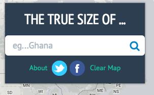 True Size
